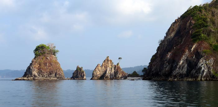 Myanmar, Mergui Archipelago, Christmas & New Year Cruises