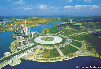 putrajaya intelligent garden city south east asia dreams